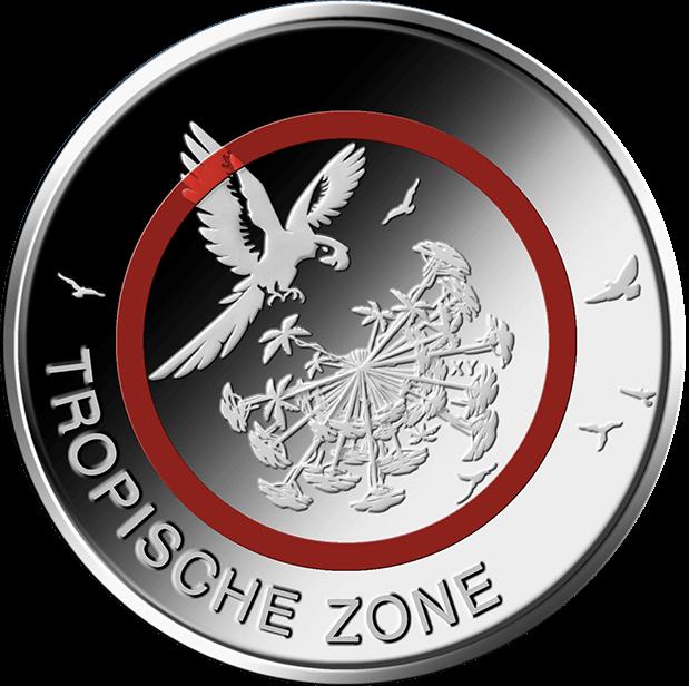 Polymer coins – Staatliche Münzen Baden-Württemberg