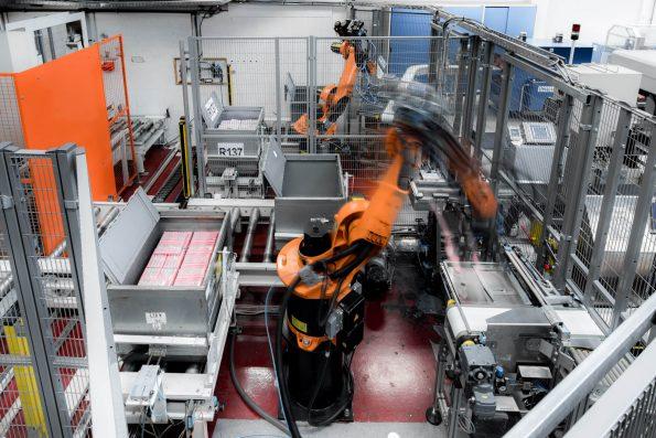 Technical Equipment – Staatliche Münzen Baden-Württemberg