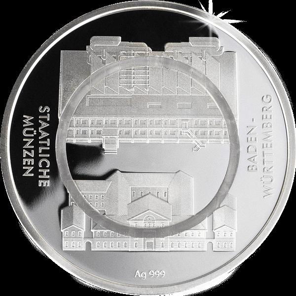 Staatliche Münzen Baden Württemberg Deutschlands Größtes