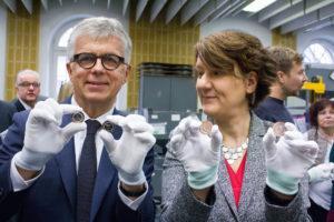 Anprägung 10 Euro an Land Stempelglanz
